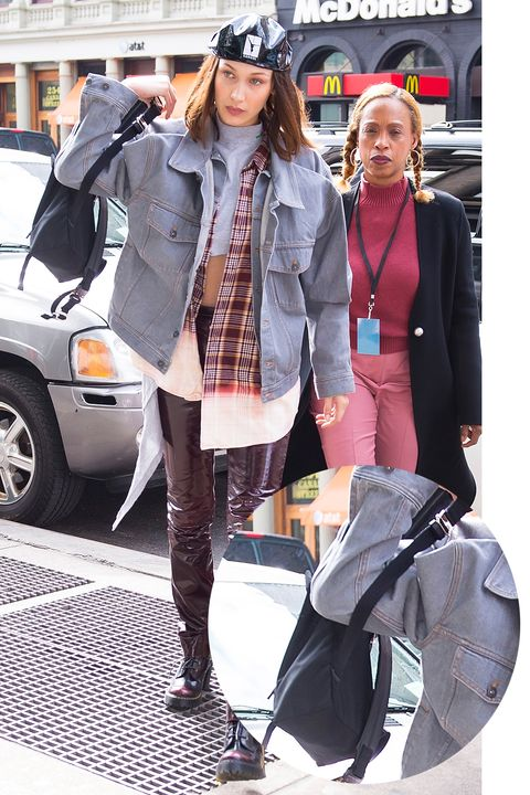 Celebrity Sightings in New York City - February 14, 201