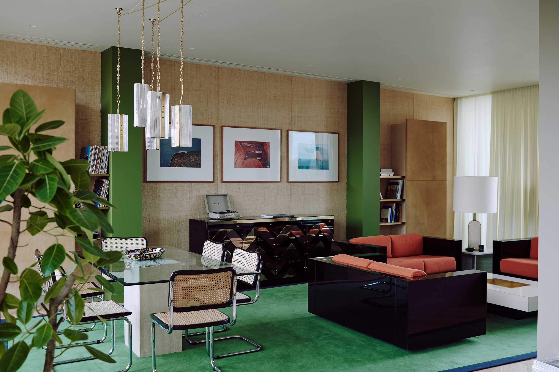 Bella Freud penthouse