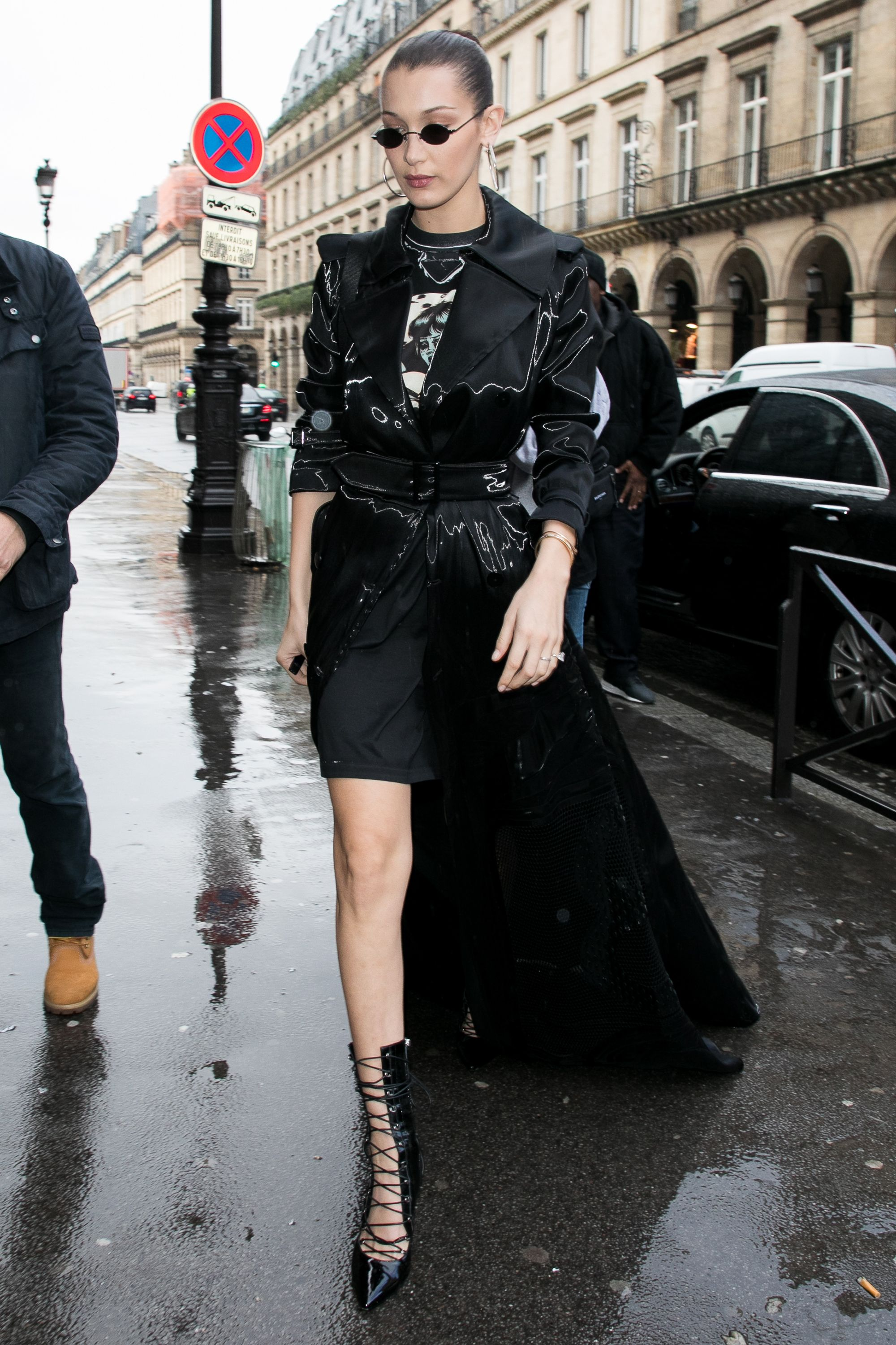 c51dd1ce3a Bella Hadid s best street style looks