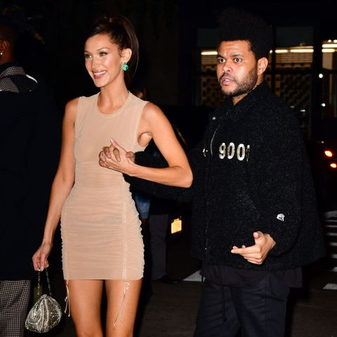 Celebrity Sightings in New York City - November 8, 2018