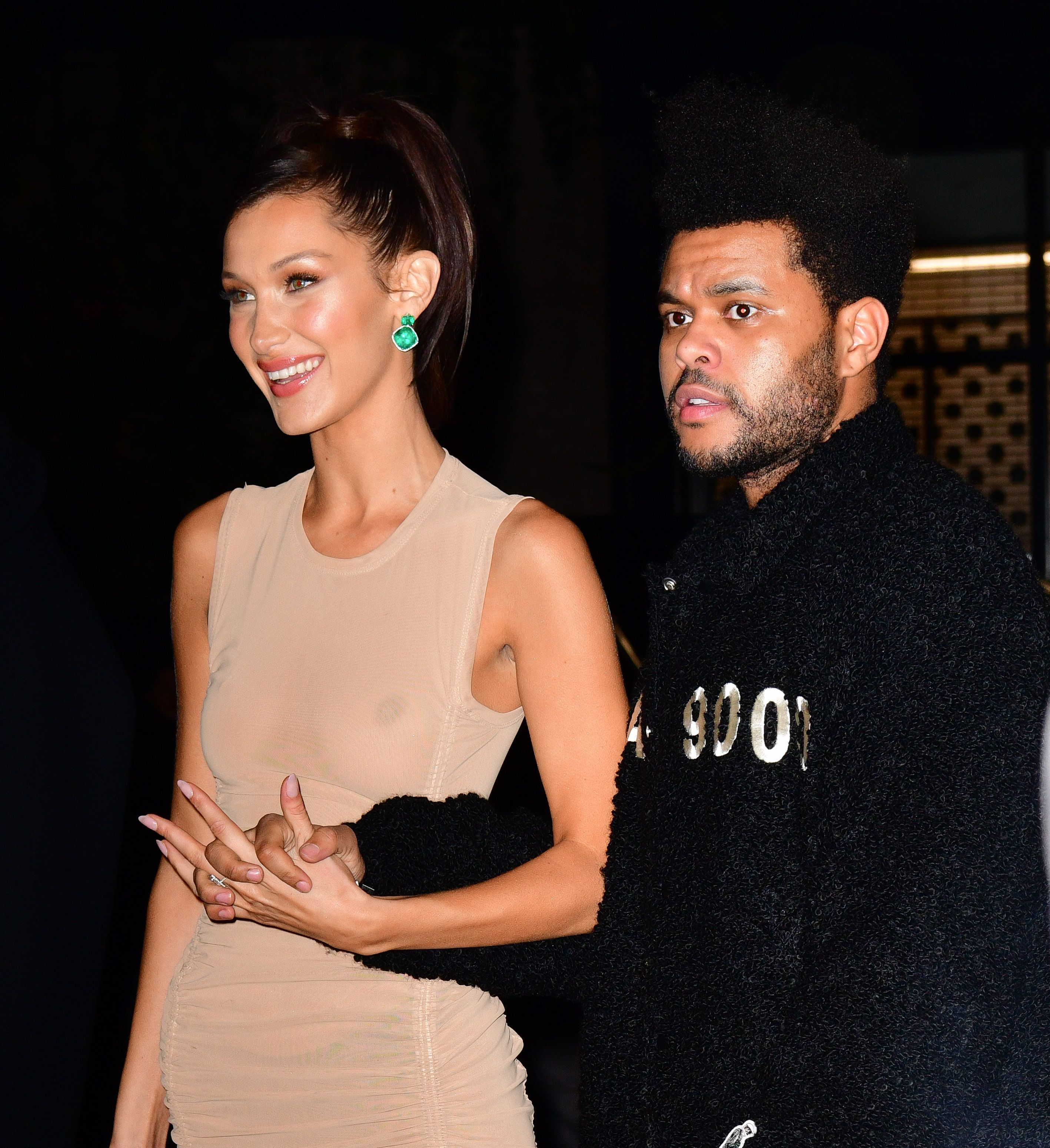 The Weeknd's Rep Clarifies His Relationship Status With Bella Hadid