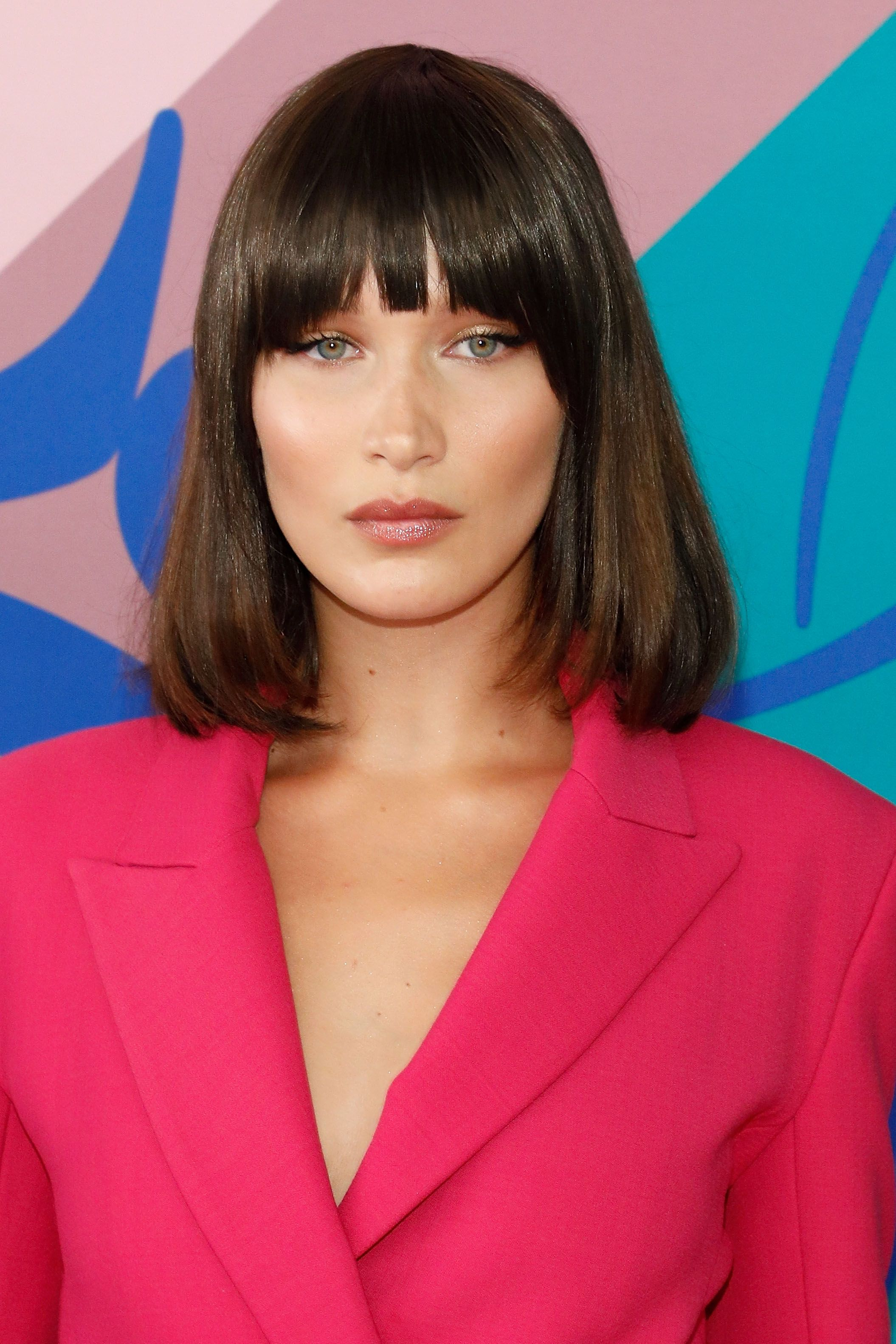 16 Hairstyles With Bangs Bangs For Face Shape