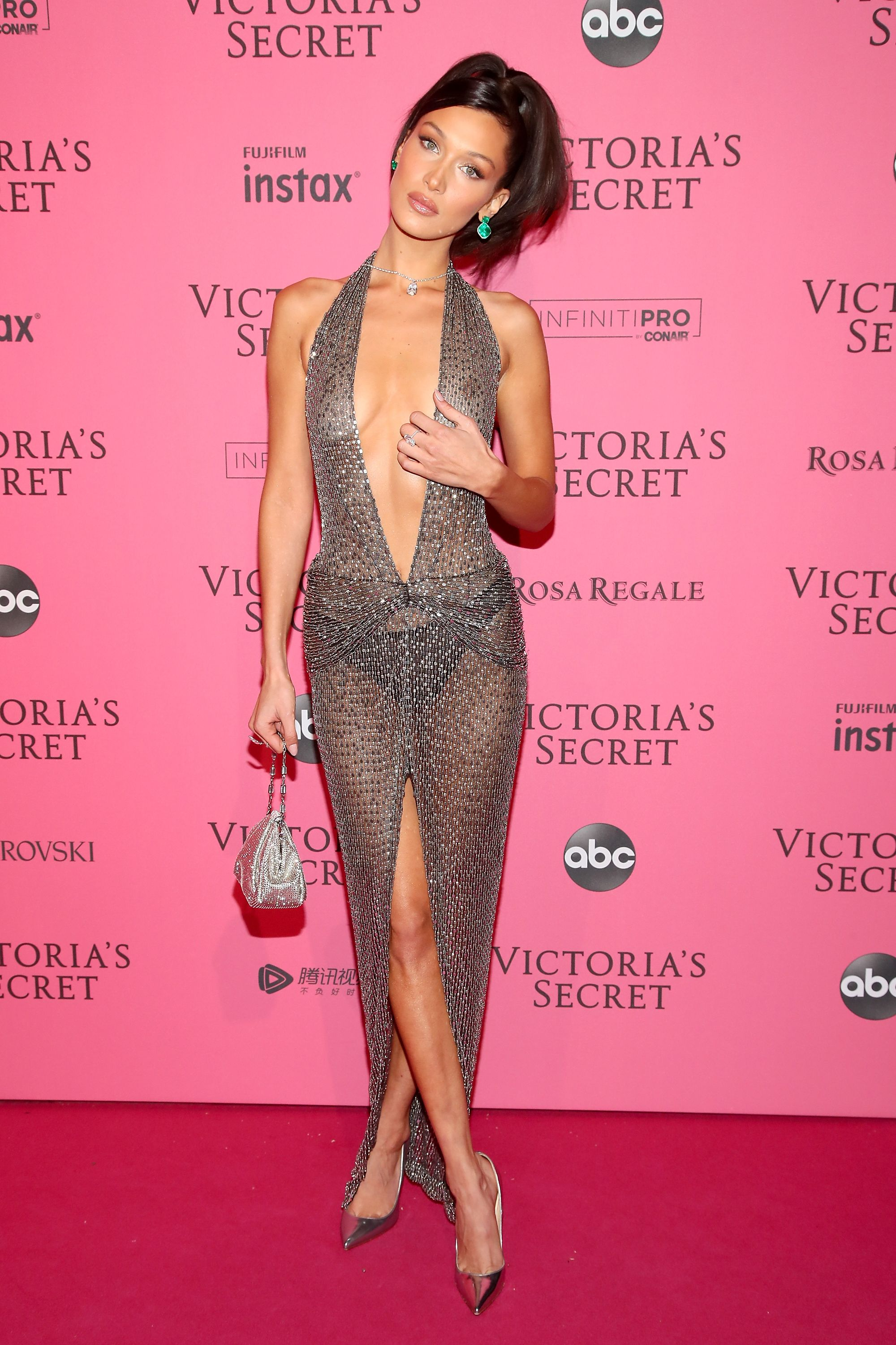 49d7947e633 What Victoria s Secret Models Wore to VS Fashion Show After Party - VS After  Party Dresses