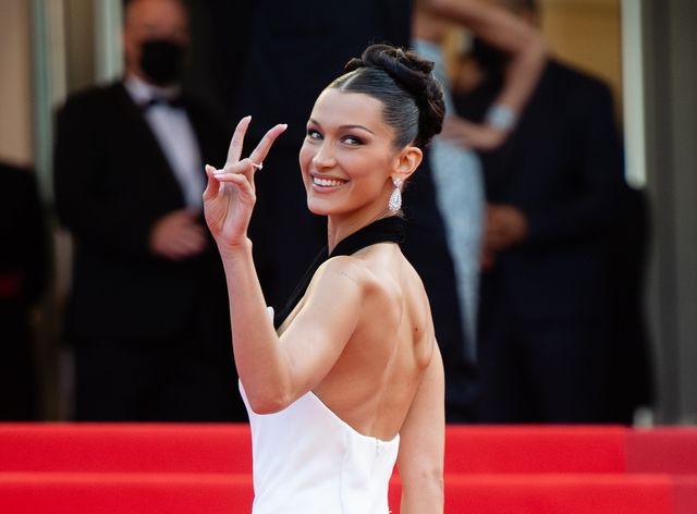 annette and opening ceremony red carpet the 74th annual cannes film festival