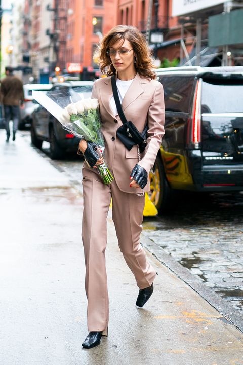 Celebrity Sightings In New York City - May 05, 2019