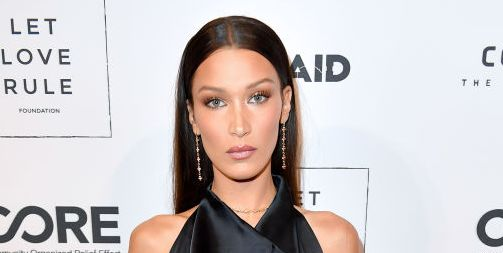 Bella Hadid Speaks Out For Her Black Peers Facing Racism In The Fashion Industry