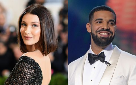 2b836e63f29 Bella Hadid responds to Drake romance rumours