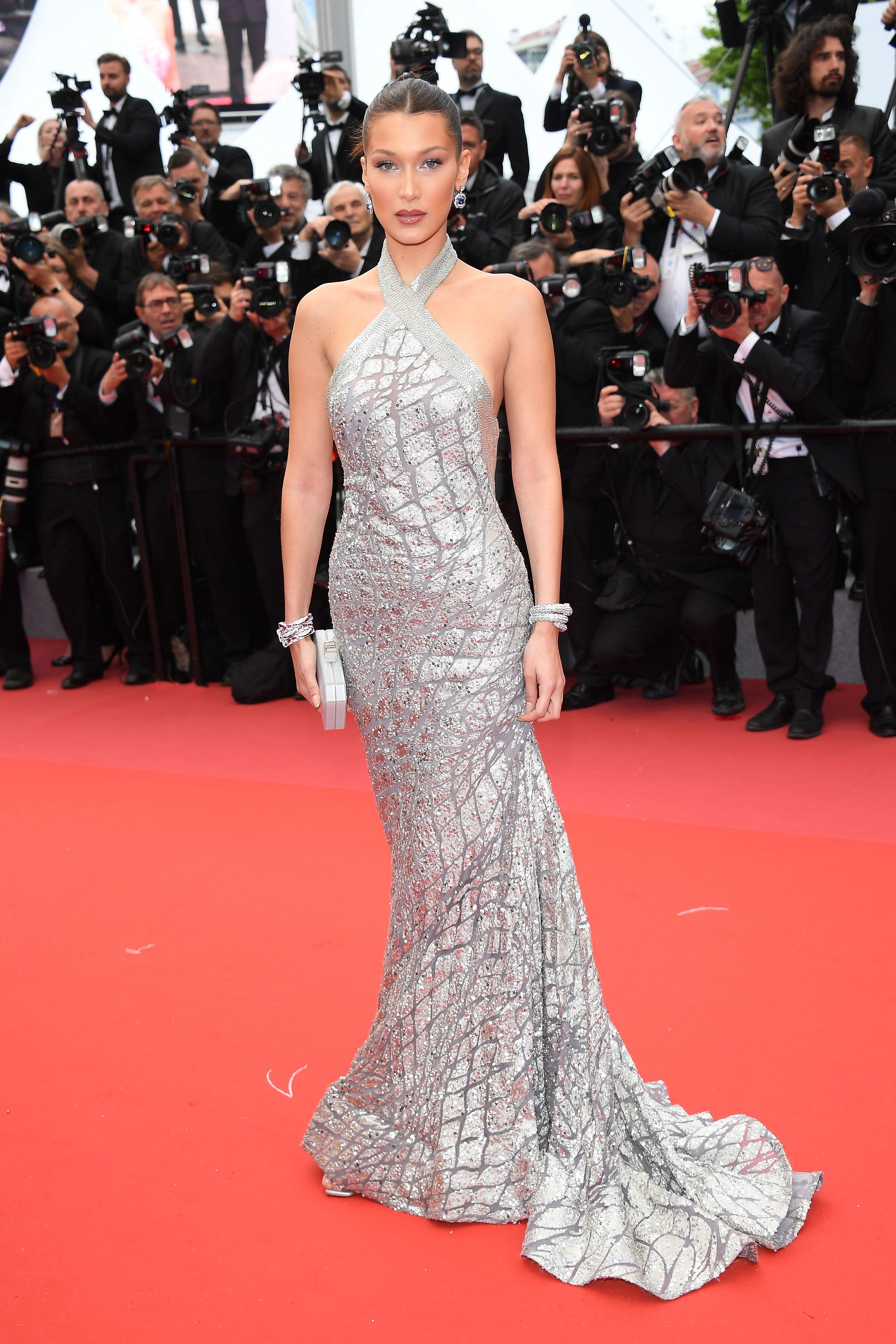 Cannes Film Festival 2018 Model Photos —