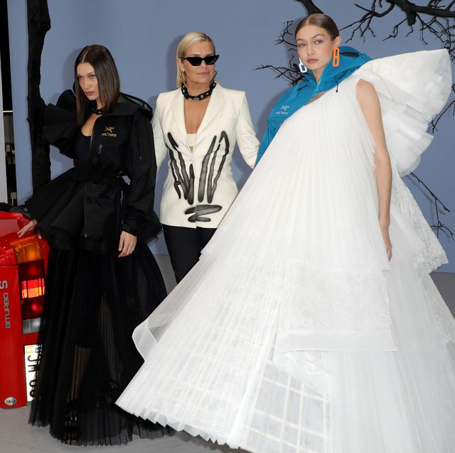 off white  backstage   paris fashion week womenswear fallwinter 20202021