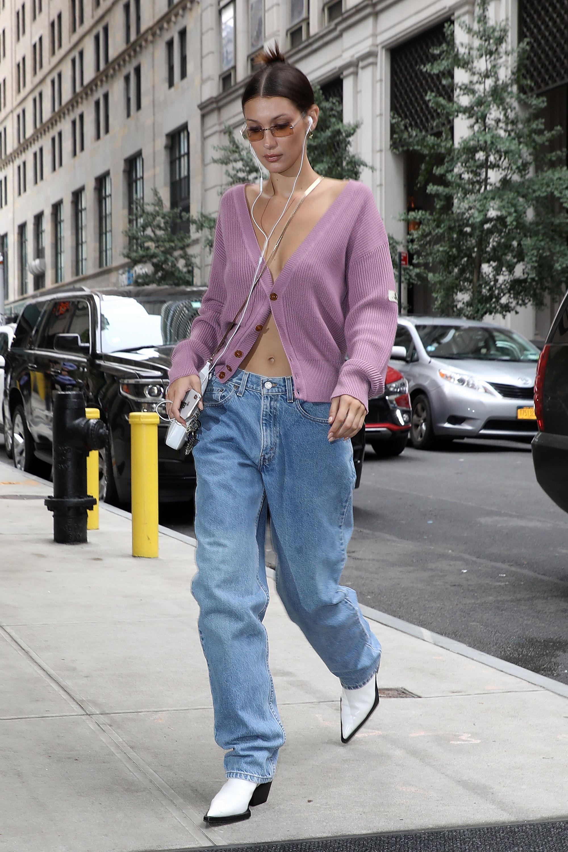 Bella Hadid Style - Bella Hadid Fashion Photos