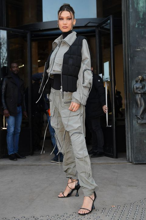 Celebrity Sightings - Paris Fashion Week - Menswear F/W 2020-2021 : Day Three