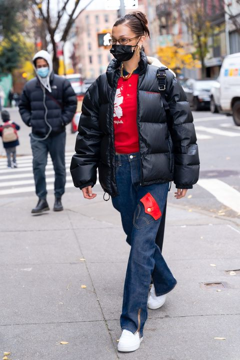 celebrity sightings in new york city   december 02, 2020