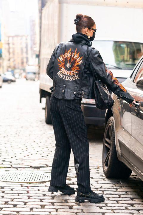 celebrity sightings in new york city   december 01, 2020
