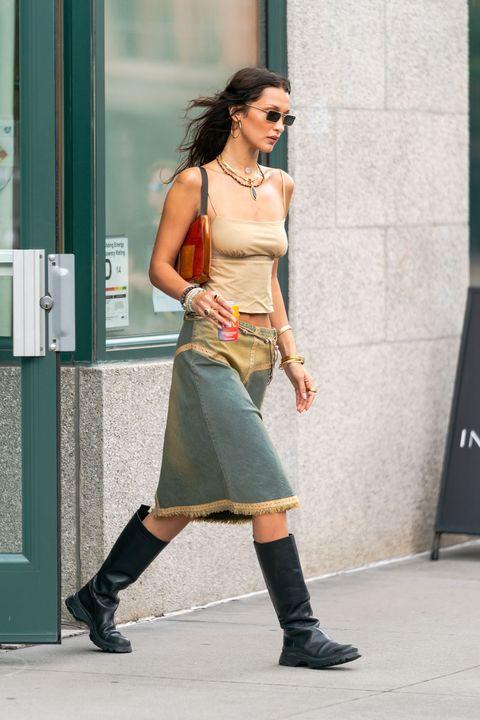 celebrity sightings in new york city september 01, 2021