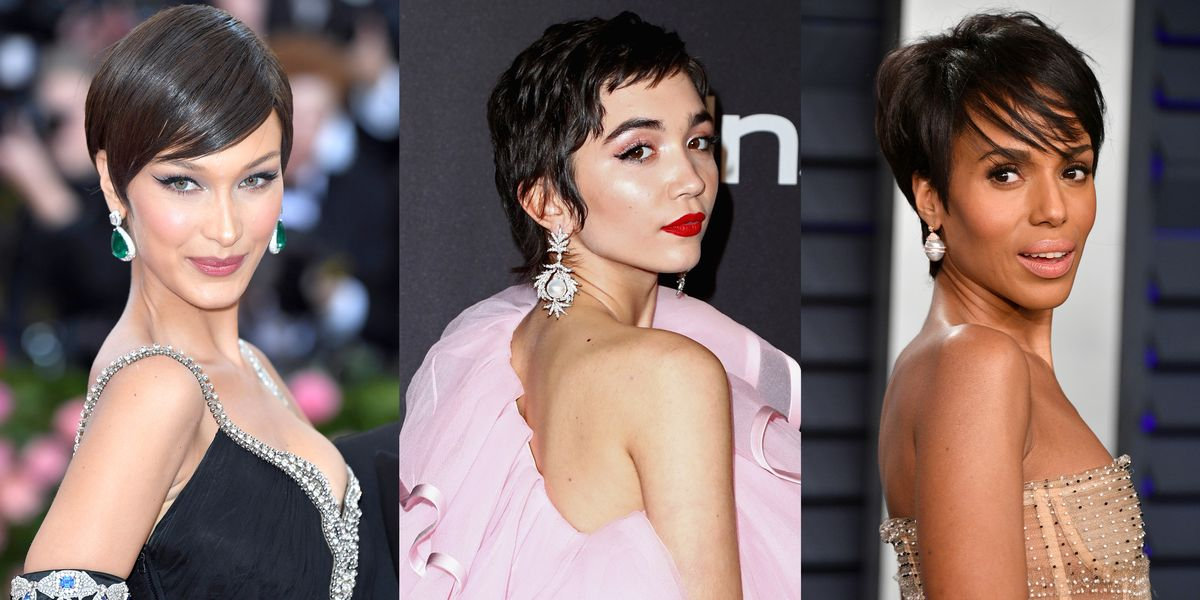 60+ Pixie Cuts We Love For 2019