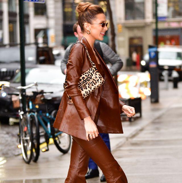 celebrity sightings in new york city   april 5, 2019
