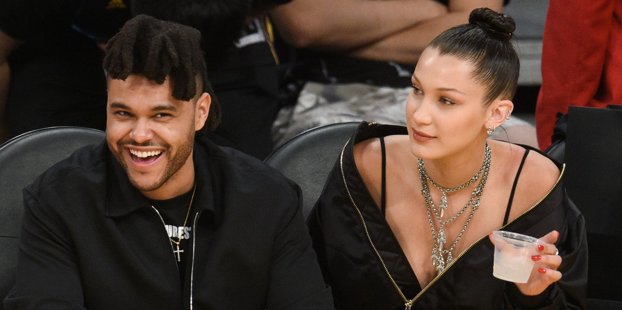 Bella Hadid and The Weeknd Just Kissed in Cannes and Our Hearts Are Exploding recommendations