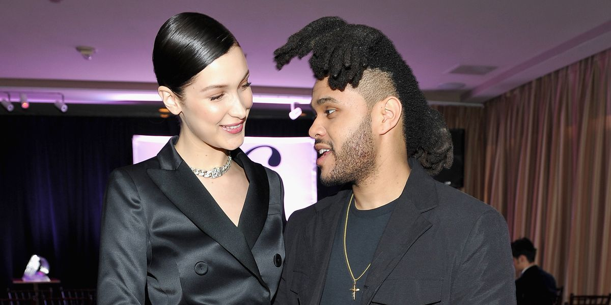 Bella Hadid And The Weeknd Are Almost Instagram Official - Bella Hadid And The Weeknd -3034