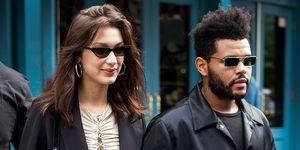 Bella Hadid The Weeknd uit elkaar