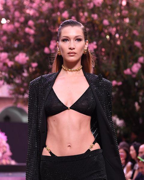 versace   runway   milan men's fashion week springsummer 2020