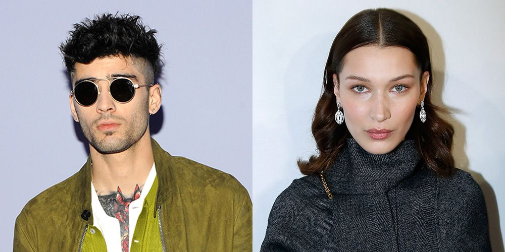 Bella Hadid just unfollowed Zayn Malik following his split from Gigi