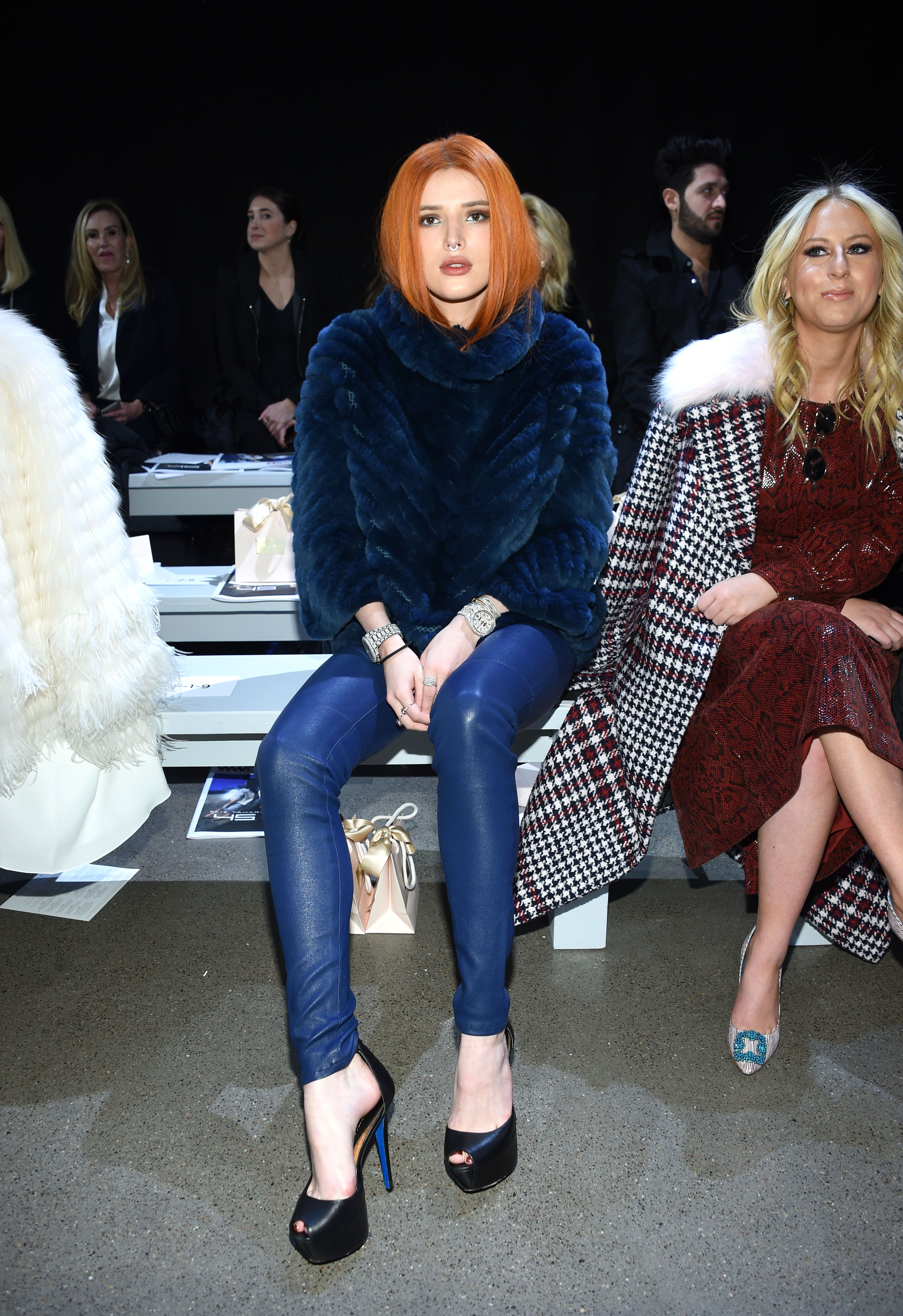 Elie Tahari - Front Row - February 2019 - New York Fashion Week: The Shows