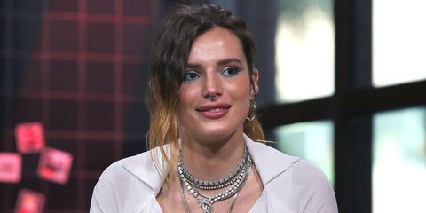 Pansexual celebrities -Bella Thorne has come out as pansexual