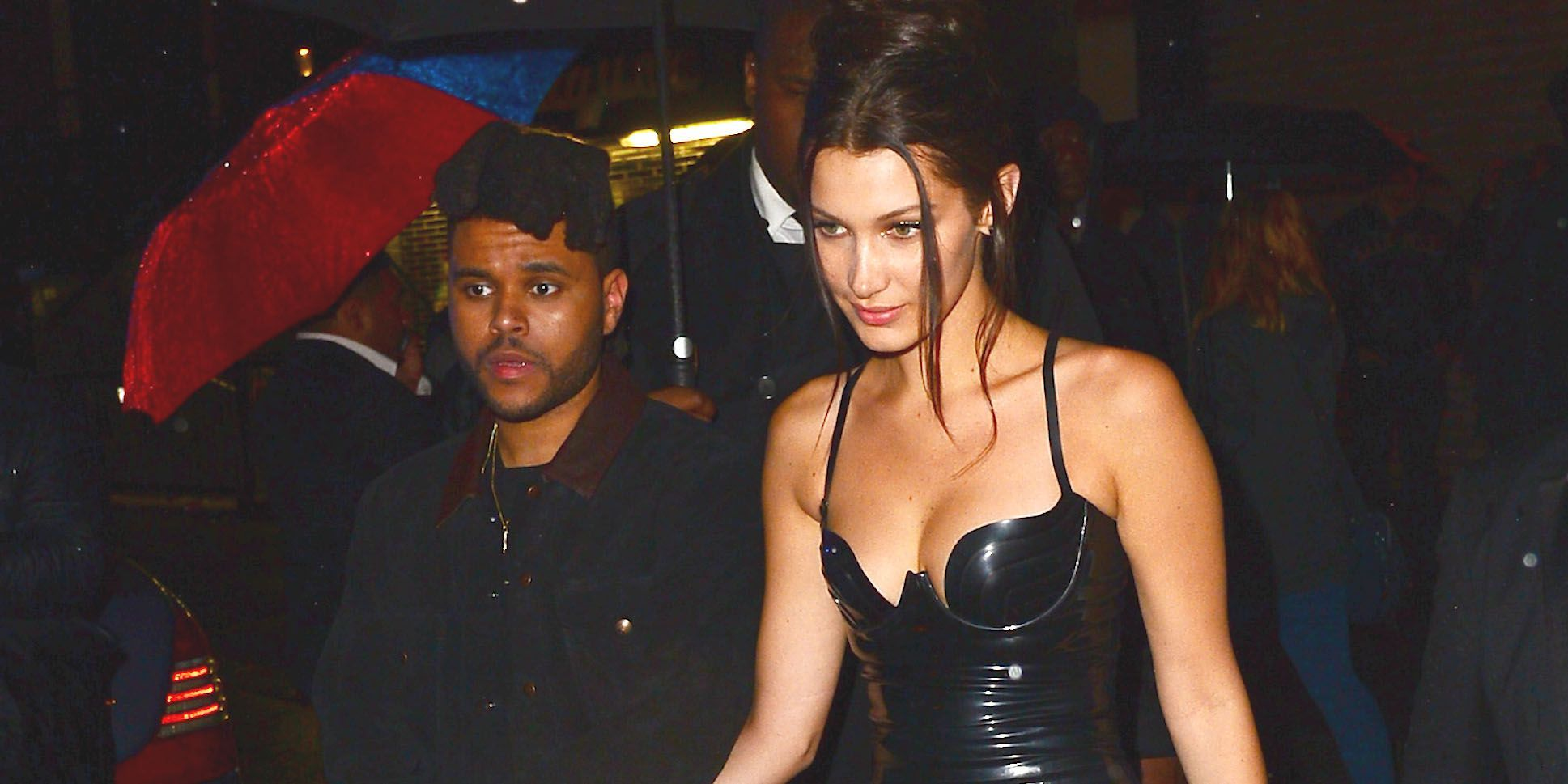 Are the weeknd and bella hadid dating