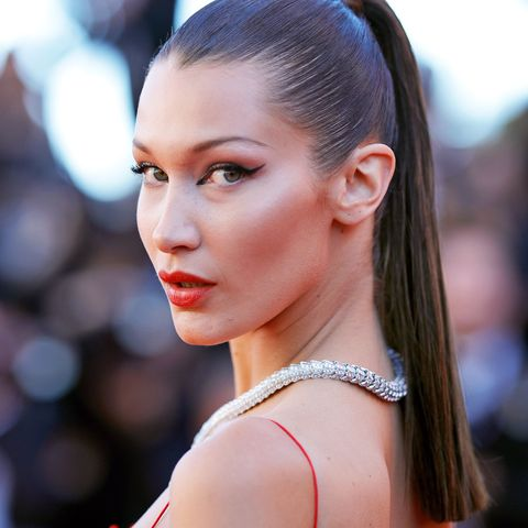 Bella Hadid Just Dyed Her Hair Blonde For Summer 2019