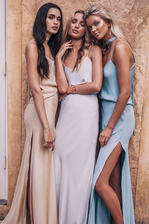 Grace Loves Lace bridesmaid dresses