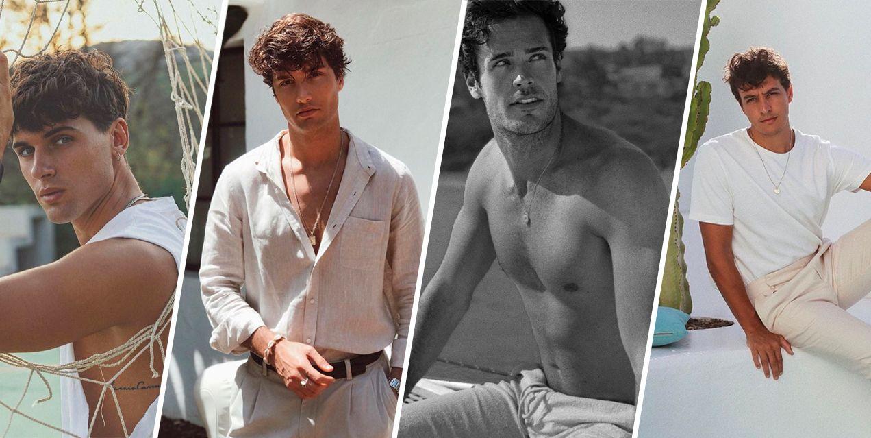 Los influencers españoles nos cuentan qué cremas y tratamientos de hombre usan para estar cada día más guapos