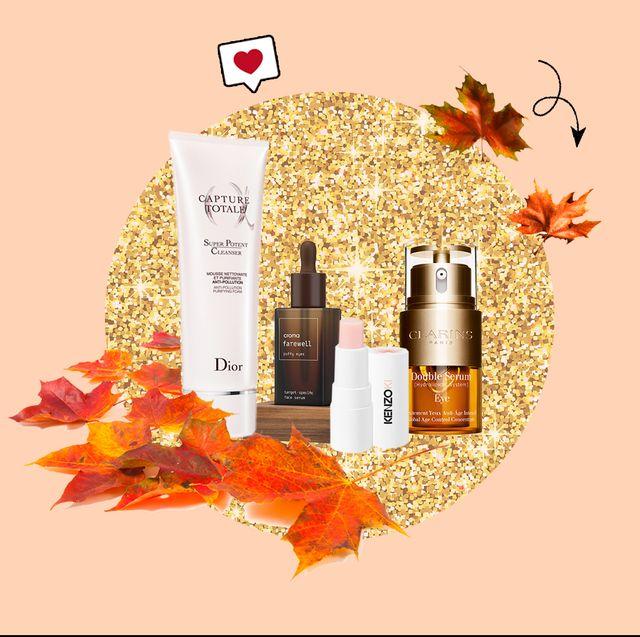 todos los productos de belleza que querrás tener este otoño