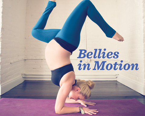 Go Ahead and Marvel at These Stunning Photos of Pregnant Women Exercising