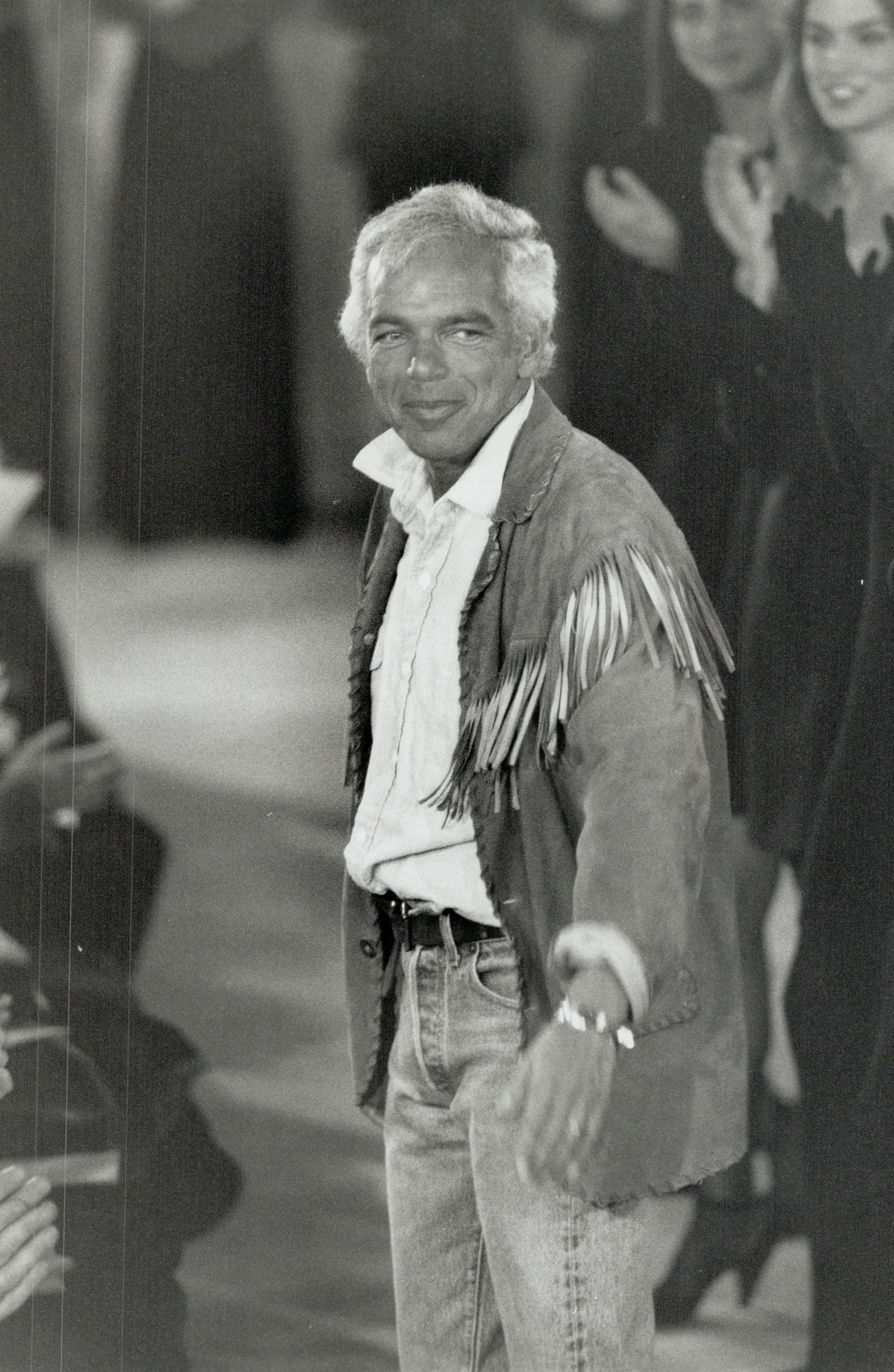 Ralph Lauren's life and work in pictures