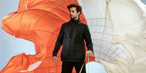 Orange, Fashion, Outerwear, Jacket, Photography, Suit, Coat, Style,