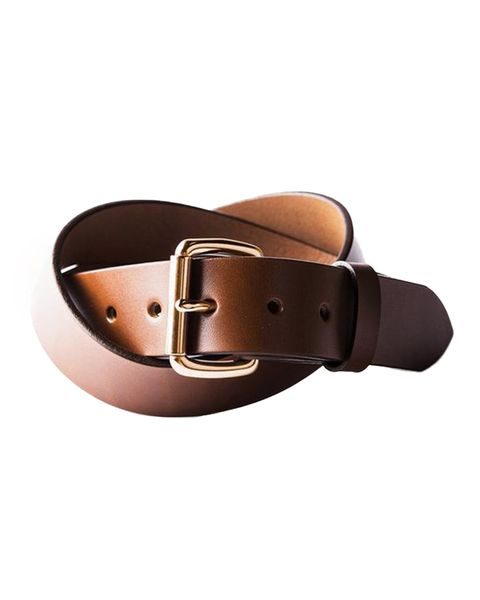 Belt, Belt buckle, Buckle, Leather, Fashion accessory, Brown, Tan, Strap,