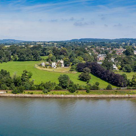 House for sale - Belvedere, Burgmanns Hill, Lympstone, Exmouth, Devon