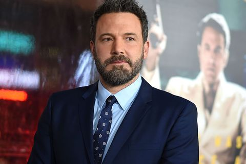 0007714bd01e3 Ben Affleck finally speaks out about the massive back tattoo he said ...