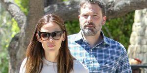 Ben Affleck en Jennifer Garner