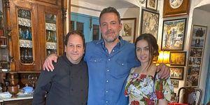 Ben Affleck y Ana de Armas, juntos en La Habana