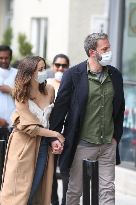 celebrity sightings in los angeles   april 18, 2020
