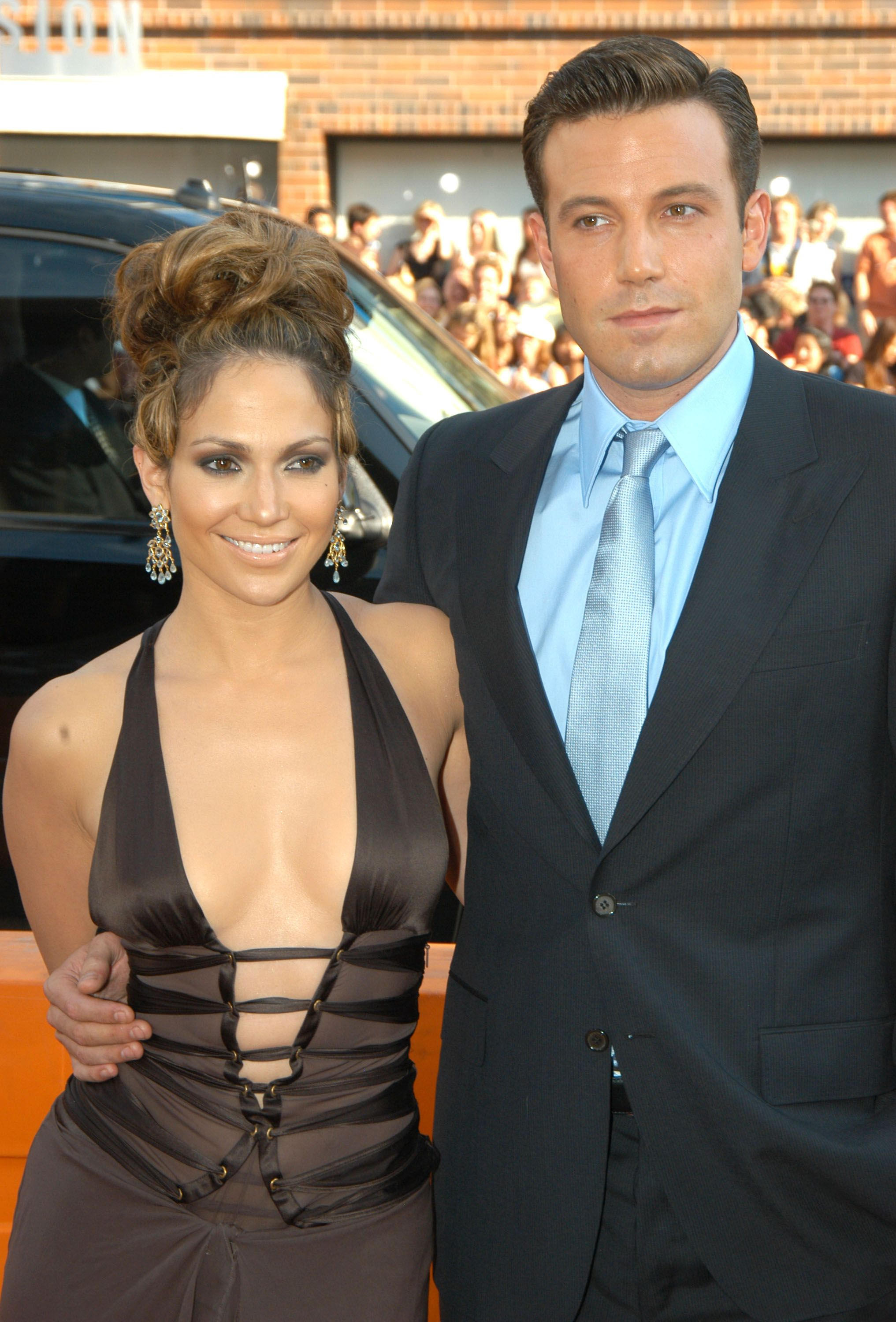 """Jennifer Lopez Is Reportedly """"Happy"""" Spending More Time with Ben Affleck"""