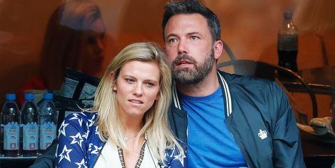 Lindsay Shookus and Ben Affleck