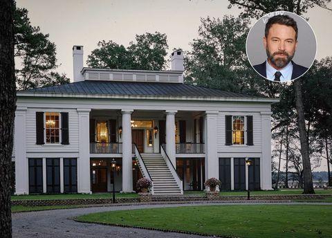ben affleck georgia home for sale