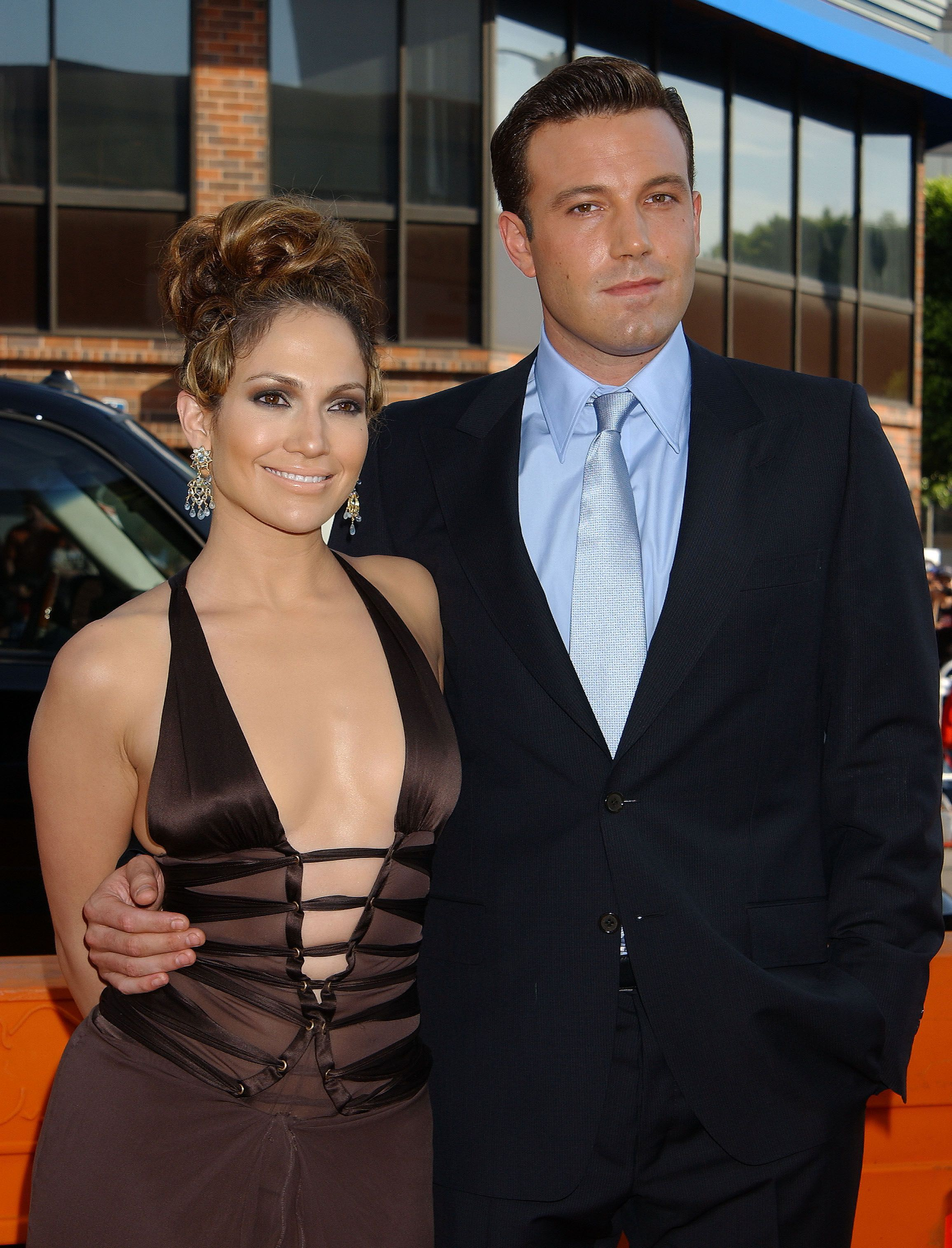 J.Lo and Ben Affleck Were Caught Fully Making Out at a Party