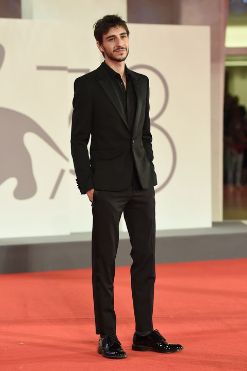 """""""les choses humaines"""" red carpet  the 78th venice international film festival"""