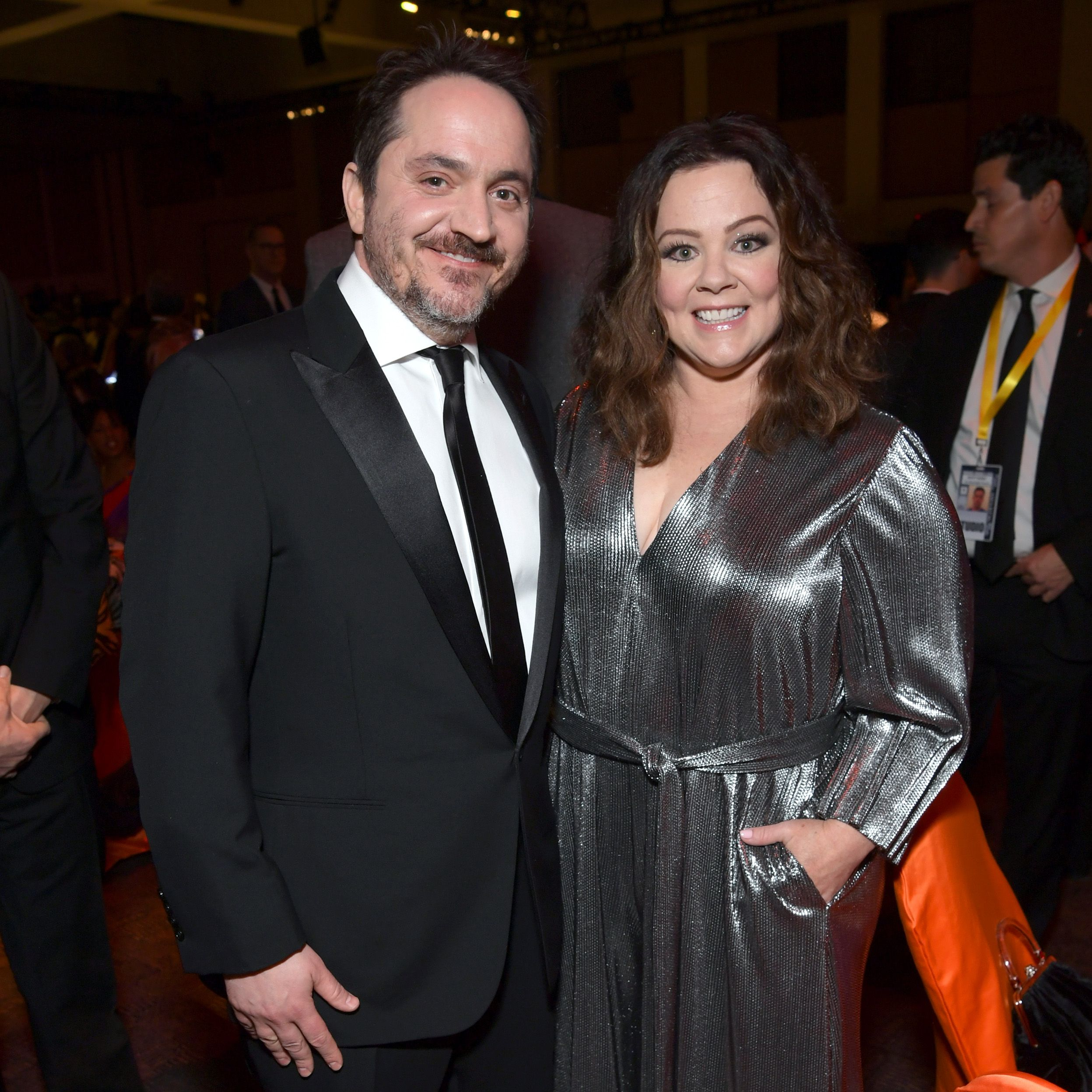 Melissa McCarthy And Husband Ben Falcone's Relationship Is Beyond Adorable