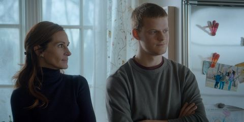 Julia Roberts y Lucas Hedges protagonizan 'El regreso de Ben'