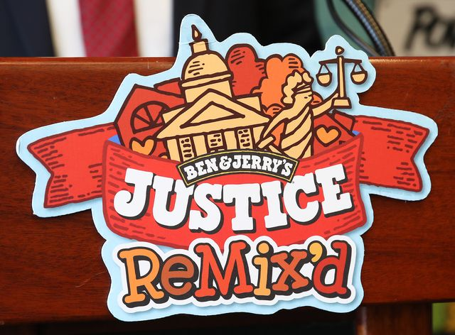 ben  jerry's unveils new ice cream flavor in support of the advancement project national office