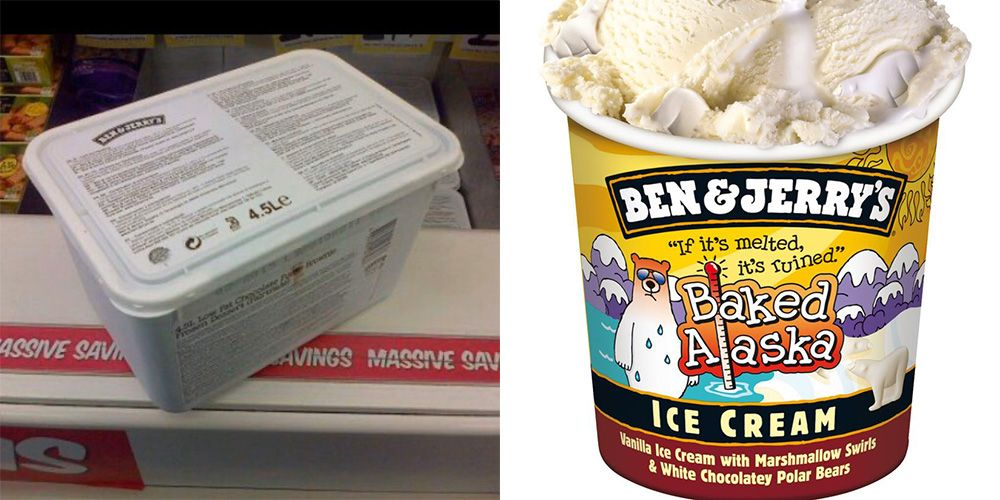Ben & Jerry's 4.5 Litre Tubs Of Ice Cream Are On Sale At B&M